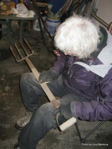 032715 Workday-Bernice preps pitchfork