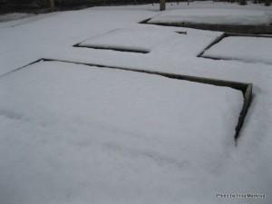 032715 Workday-Garden beds under snow