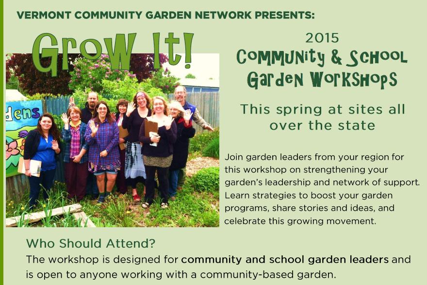 VCGN 2015 Grow-It workshops.bmp